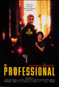 "Movie Posters:Thriller, The Professional & Other Lot (Columbia, 1994). Rolled, Very Fine+. One Sheets (3) (26.75"" X 39.75"" & 27"" X 40.25"") SS. Thril... (Total: 3 Items)"