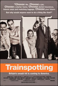 "Movie Posters:Comedy, Trainspotting (Miramax, 1996). Rolled, Very Fine+. One Sheet (27"" X 40"") SS. Comedy.. ..."