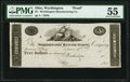 Obsoletes By State:Ohio, Worthington, OH- Worthington Manufacturing Co. $5 18__ Wolka 2877-11 Proof PMG About Uncirculated 55.. ...