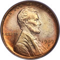 Lincoln Cents, 1909-S 1C VDB MS65 Red PCGS. CAC....
