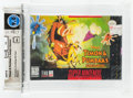 Video Games:Nintendo, Timon & Pumbaa's Jungle Games Wata 9.0 A+ Sealed SNES THQ 1997 USA....
