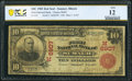 Sumner, IL - $10 1902 Red Seal Fr. 613 The First National Bank Ch. # (M)6907 PCGS Banknote Fine 12