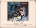 """Movie Posters:Science Fiction, The Empire Strikes Back (20th Century Fox, 1980). Rolled, Fine+. Half Sheet (22"""" X 28"""") Style A. Roger Kastel Artwork. Scien..."""