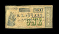 Obsoletes By State:Louisiana, New Orleans, LA- G.L. Stuart $1 March 15, 1862. ...