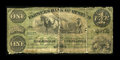 Canadian Currency: , Rustico, PEI- Farmers Bank of Rustico $1 Jan. 1, 1872 Ch.290-12-02. ...