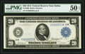 Large Size:Federal Reserve Notes, Fr. 1006 $20 1914 Federal Reserve Note PMG About Uncirculated 50 EPQ.. ...