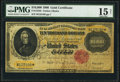 Large Size:Gold Certificates, Fr. 1225h $10,000 1900 Gold Certificate PMG Choice Fine 15 Net.. ...