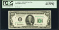 Small Size:Federal Reserve Notes, Fr. 2162-B* $100 1950E Federal Reserve Note. PCGS Very Choice New 64PPQ.. ...
