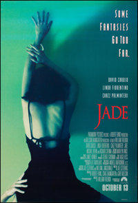 "Jade & Other Lot (Paramount, 1995). Rolled, Very Fine-. One Sheets (4) (27"" X 40"", 27"" X 40.5""..."