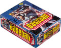 Baseball Cards:Unopened Packs/Display Boxes, 1977 Topps Baseball Wax Box With 36 Unopened Packs - Sutter, Dawson, Murphy Rookie Year! ...
