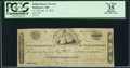 Baltimore, MD- Indian Queen Tavern / Hotel 12-1/2¢ Jan. 4, 1815 Shank 5.100.2 PCGS Apparent Very Fine 35