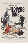 Movie Posters:Crime, The Girl in Lovers' Lane (Filmgroup, 1960). Folded, Very F...