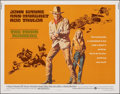 """Movie Posters:Western, The Train Robbers & Other Lot (Warner Bros., 1973). Rolled, Overall: Fine/Very Fine. Half Sheets (2) (22"""" X 28""""). Western.. ... (Total: 2 Items)"""