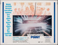 """Movie Posters:Action, Vanishing Point (20th Century Fox, 1971). Rolled, Fine/Very Fine. Half Sheet (22"""" X 28""""). Action.. ..."""