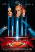 """Movie Posters:Science Fiction, The Fifth Element (Columbia, 1997). Rolled, Very Fine/Near Mint. One Sheet (26.75"""" X 39.75"""") DS. Science Fiction.. ..."""