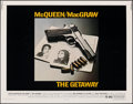 "Movie Posters:Action, The Getaway (National General, 1972). Rolled, Very Fine-. Half Sheet (22"" X 28""). Action.. ..."