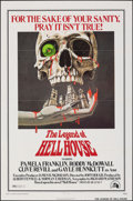 "Movie Posters:Horror, The Legend of Hell House & Other Lot (20th Century Fox, 1973). Folded, Overall: Fine/Very Fine. One Sheets (6) (27"" X 41""). ... (Total: 6 Items)"