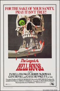 The Legend of Hell House & Other Lot (20th Century Fox, 1973). Folded, Overall: Fine/Very Fine. One Sheets (6) (27&q...