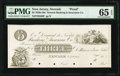 Obsoletes By State:New Jersey, Newark, NJ- Newark Banking and Insurance Co. $3 18__ as G68 as Wait 1490 Archival Proof PMG Gem Uncirculated 65 EPQ.. ...