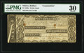 Obsoletes By State:Maine, Belfast, ME- Waldo Bank Counterfeit $5 Oct. 1, 1832 Wait 42 PMG Very Fine 30.. ...