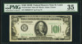 Small Size:Federal Reserve Notes, Fr. 2154-H* $100 1934B Mule Federal Reserve Note. PMG Choice Very Fine 35.. ...