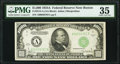 Fr. 2212-A $1,000 1934A Federal Reserve Note. PMG Choice Very Fine 35