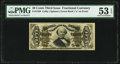 Fractional Currency:Third Issue, Fr. 1338 50¢ Third Issue Spinner PMG About Uncirculated 53 EPQ.. ...
