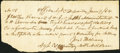Confederate Notes:Group Lots, (Batesville)/North Ark(ansas) River Interim Depository Receipt $840 (18)64 Tremmel AR-3 Fine.. ...