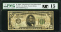 Small Size:Federal Reserve Notes, Fr. 1951-I $5 1928A Federal Reserve Note. PMG Choice Fine 15.. ...