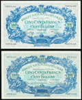 Belgium Banque Nationale de Belgique 500 Francs-100 Belgas 30.11.1934 Pick 103a Very Fine. Belgium Banque Nationale... (...