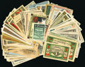 Germany Group of 166 Notgeld Examples Very Fine-Crisp Uncirculated. ... (Total: 166 notes)