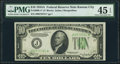 Small Size:Federal Reserve Notes, Fr. 2006-J* $10 1934A Federal Reserve Star Note. PMG Choice Extremely Fine 45 EPQ.. ...