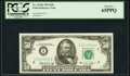 Fr. 2118-I $50 1974 Federal Reserve Note. PCGS Gem New 65PPQ