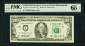 Fr. 2174-I $100 1993 Federal Reserve Note. PMG Gem Uncirculated 65 EPQ