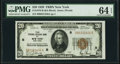 Fr. 1870-B $20 1929 Federal Reserve Bank Note. PMG Choice Uncirculated 64 EPQ