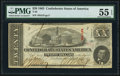 Confederate Notes:1863 Issues, T58 $20 1863 PF-17 Cr. 426 PMG About Uncirculated 55 EPQ.. ...