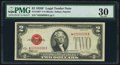 Fr. 1507* $2 1928F Legal Tender Note. PMG Very Fine 30