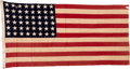 Military & Patriotic:WWII, 34th Bombardment Group (Heavy) - Camp/Base Flag. ...