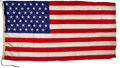 Military & Patriotic:WWII, USS Boston (CA-69) 49 Star US Ensign - 4 July 1959 - 4 July 1960. ...
