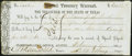 Obsoletes By State:Texas, Austin, TX- Treasury Warrant $603.77 Feb. 2, 1864 Cr. 72A Very Fine-Extremely Fine.. ...