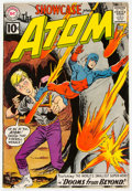 Showcase #35 The Atom (DC, 1961) Condition: VG/FN