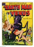 Golden Age (1938-1955):Science Fiction, An Earth Man on Venus #nn (Avon, 1951) Condition: GD+. GeneFawcette cover. Wally Wood interior art. Overstreet 2004 GD 2.0 ...