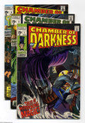 Bronze Age (1970-1979):Horror, Chamber of Darkness Group (Marvel, 1969-70) Condition: AverageVG/FN. This lot consists of issues #1, 3, 4, 5, 6, 7, 8. Arti...(Total: 7 Comic Books Item)