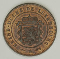 Luxembourg, Luxembourg: Three-piece lot consisting of:... (Total: 3 coins)