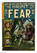 Golden Age (1938-1955):Horror, Haunt of Fear #23 (EC, 1954) Condition: VG-. Used in Seduction ofthe Innocent. Graham Ingels cover. Interior art by Ing...