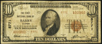 Barry, IL - $10 1929 Ty. 2 The First National Bank Ch. # 5771 Fine