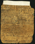 Colonial Notes:Delaware, Delaware February 28, 1746 20s Fair.. ...