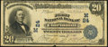 Cincinnati, OH - $20 1902 Date Back Fr. 642 The First National Bank Ch. # (M)24 Fine-Very Fine