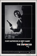 """Movie Posters:Crime, The Enforcer (Warner Bros., 1977). Folded, Very Fine. One Sheet (27"""" X 41""""). Crime.. ..."""