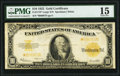 Large Size:Gold Certificates, Fr. 1173* $10 1922 Gold Certificate Star PMG Choice Fine 15.. ...